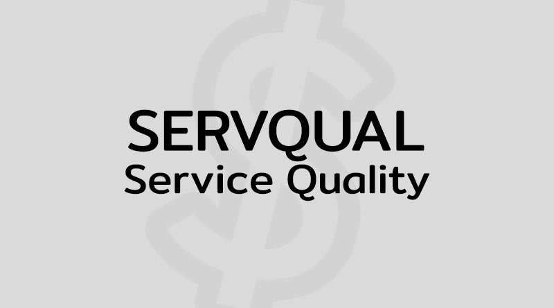 SERVQUAL คือ Service Quality คือ คุณภาพบริการ