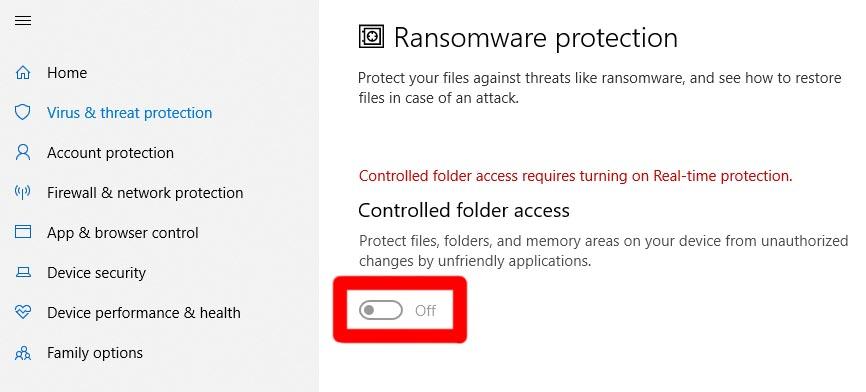 แก้ เซฟไฟล์ไม่ได้ Windows 10 เซฟงานไม่ได้