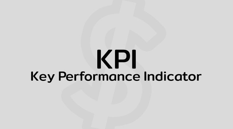 KPI คือ Key Performance Indicator คือ หลัก KPI ดัชนี ประเมินผล KPI
