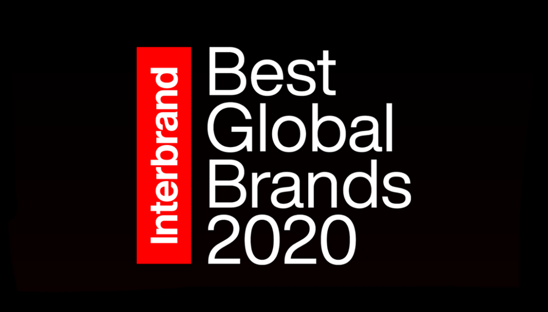 100 แบรนด์ที่มีมูลค่ามากที่สุดในโลก 2020 Interbrand Best Global Brands 2020